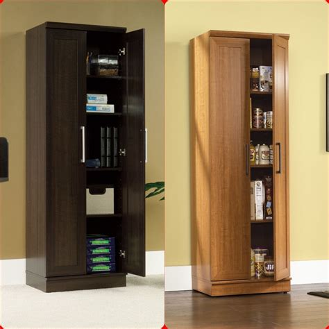 Storage Pantry Cabinets Furniture Cabinet Cupboard Storage Organizer Office Laundry