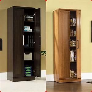 Tall, Cabinet, Cupboard, Storage, Organizer, Office, Laundry, Kitchen, Food, Pantry, Shelf