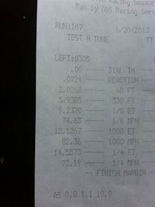 2010 Ford Mustang V6 Premium Package 1/4 mile trap speeds 0-60 - DragTimes.com