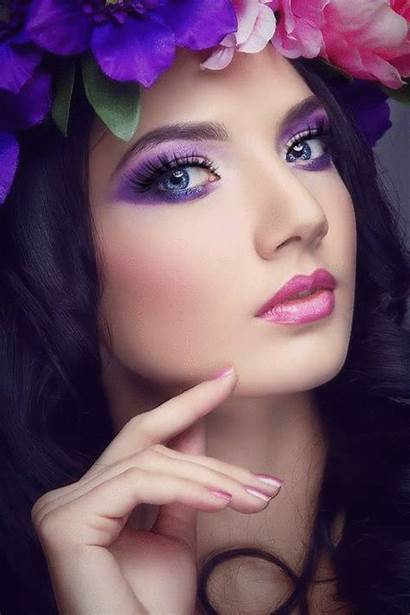 Makeup Eyes Face Faces Lips Gorgeous Flowers