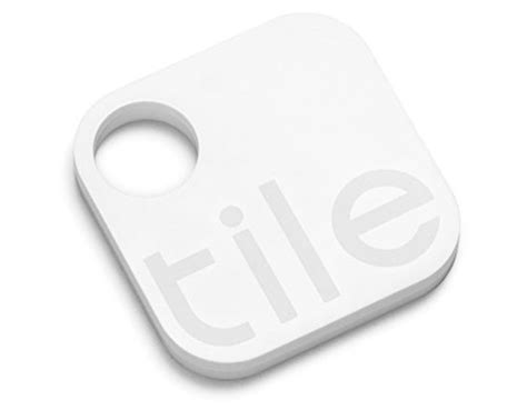 The Tile Tracker by Top 10 Best Smart Luggage Tracker Devices Reviews 2017 A