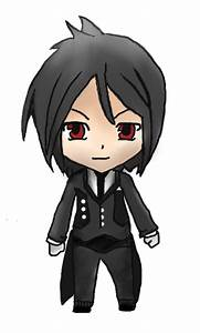 Chibi Sebastian - Black Butler by SpriteGirl999 on DeviantArt