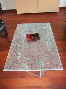 Verre Sur Mesure Pour Table : mobilier en verre table en verre righetti ~ Dailycaller-alerts.com Idées de Décoration