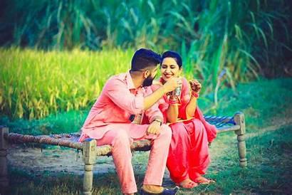 Punjabi Couple Wallpapers Profile Couples Dp Shoots