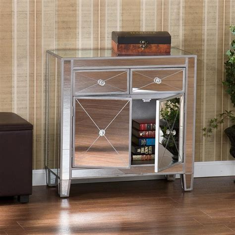 Mirrored Kitchen Cabinets by Sei Mirage Mirrored Cabinet Furniture Decor