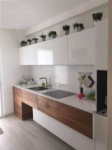 100 idee di cucine moderne con legno • Colori idee e materiali cucina moderna • Start Preventivi