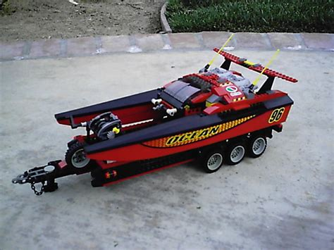 Lego Boat Trailer by Techinc Trailers And Trucks Lego Technic Mindstorms
