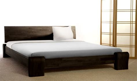 chambre a coucher style contemporain lit contemporain bona wenge mobilier chambre coucher