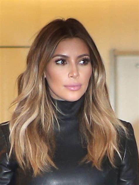 Kim Kardashian's Contouring Tricks — How To Define Your ...