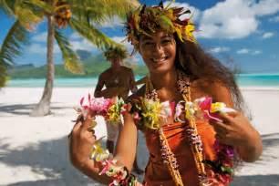 Papeete Tahiti People
