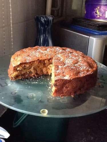 farmhouse apple  sultana cake recipe   robs
