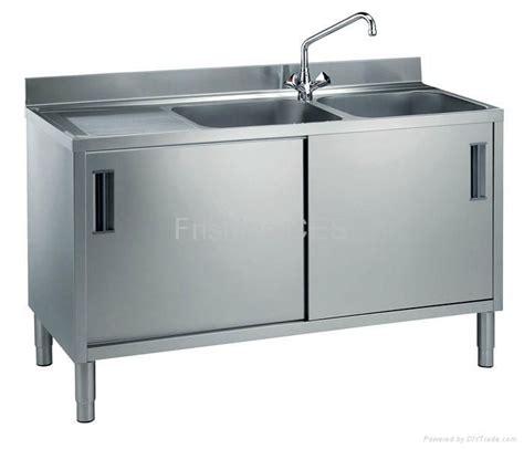 stainless steel kitchen sink cabinet stainless steel sink cabinet part 10 8262