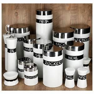 Gewürze Aufbewahren Behälter : van well porzellan serie loft verschiedene vorratsdosen ~ A.2002-acura-tl-radio.info Haus und Dekorationen