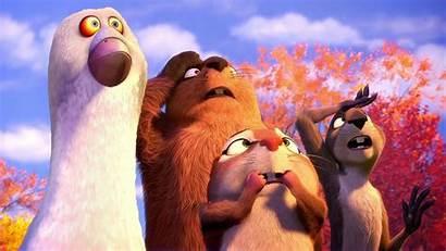 Nut Job Squirrel Animation Comedy Movies Nuts