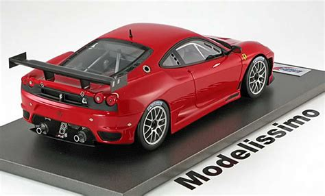 F430 Gt by F430 Gt Press Version 2005 Bbr Diecast Model