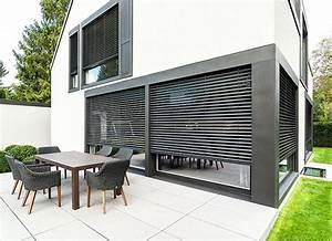 sonnenschutz fur mehr spass auf terrasse und balkon dries With markise balkon mit tapete nach wunsch