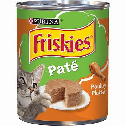 Cat Friskies Wet Pate Turkey Giblets Classic