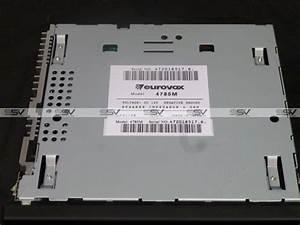 Eurovox 4785m Am  Fm Cd Player