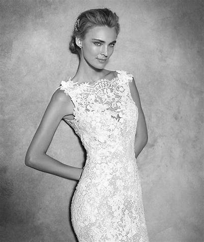 Lace Pronovias Ilari Bridal Dresses Stunning Fitting