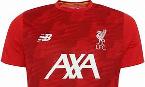 Revealed  Liverpool U0026 39 S 2019-20 Training Kit