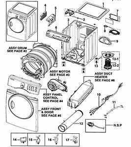 Samsung Dryer Dv218aew Xaa Wiring Diagram