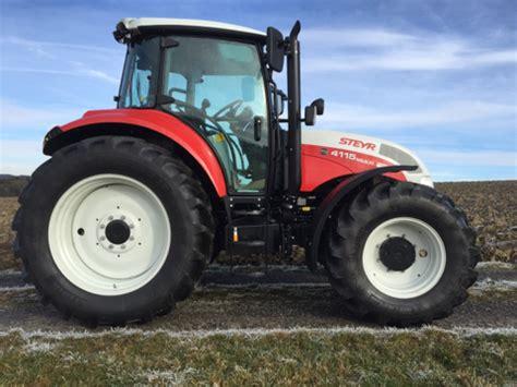 steyr 4115 multi profi freinage sur 4 roues tracteurs affaires fr