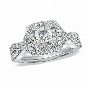 new zales halo engagement rings With zales wedding rings engagement