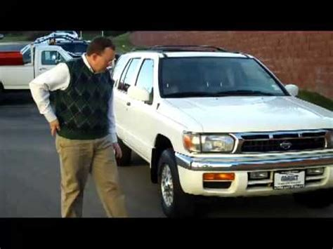 all car manuals free 1997 nissan pathfinder windshield wipe control 1997 nissan pathfinder le 4wd for sale at honda cars of bellevue omaha s honda giant youtube