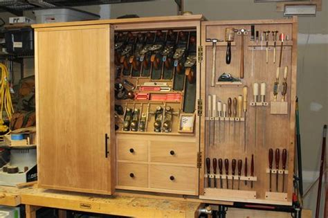 large tool cabinet  norman  lumberjockscom