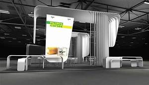 Stands design | Angle Exhibits - Design, construction and assembly of stands in Barcelona.  Stand