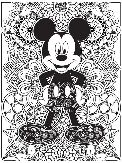 celebrate national coloring book day  disney style