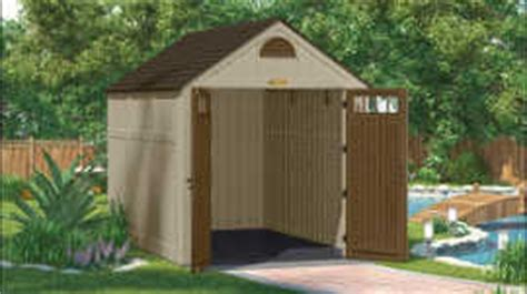 Suncast Brookland 7x7 Shed by Suncast Brookland 7x10 Storage Shed Bms8020 Free Shipping