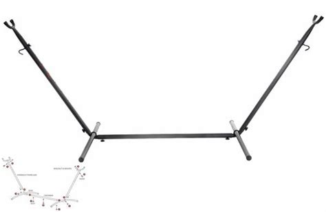 Universal Hammock Stand by Universal Steel Hammock Stand Hanging Out