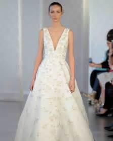 oscar de la renta wedding dresses oscar de la renta 2017 wedding dress collection martha stewart weddings