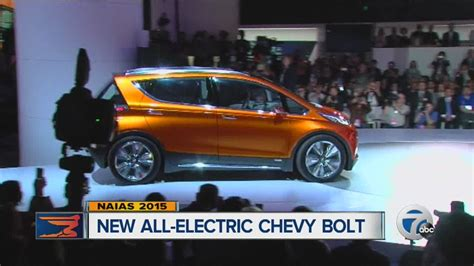 All Electric Cars 2016 by New All Electric Chevy Bolt Affordable Electric Car As