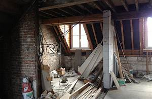 appartement sous combles comment creer une cuisine ou un With creer une salle de bain dans une chambre