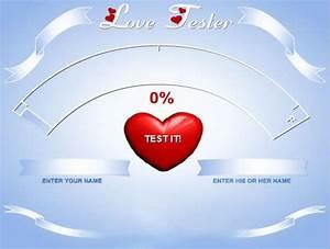Love Tester gam... Love Tester