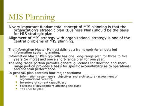 Management Information System (mis