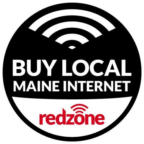 local redzone maine internet support wireless