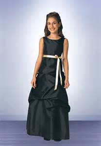 black junior bridesmaid dresses junior bridesmaid dresses dressed up