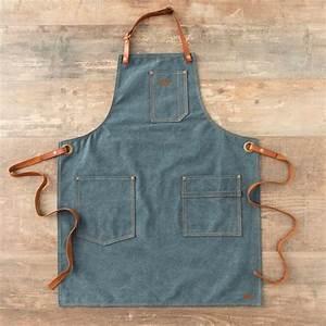 Tablier De Cuisine Homme : tablier de cuisine tablier jardinier bricolage ~ Melissatoandfro.com Idées de Décoration