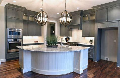 hickory kitchen island best 25 modern luxury kitchen designs with white cabinets