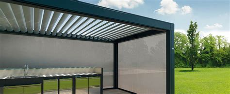 tende per tettoie tettoie moderne spazipi 249