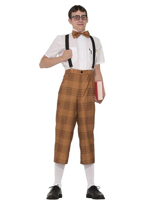 nerd costume kit funny costumes