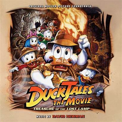 Ducktales Lost Treasure Lamp Soundtrack Disney Cd