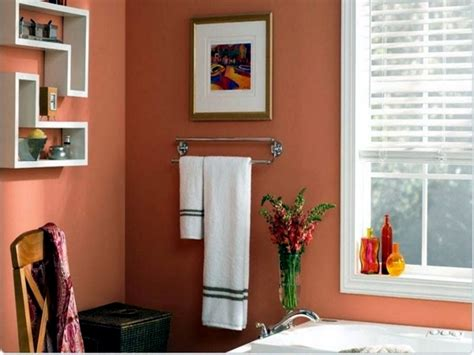 Warm Colors For Bathroom Walls by Bathroom Wall Color Fresh Ideas For Small Spaces