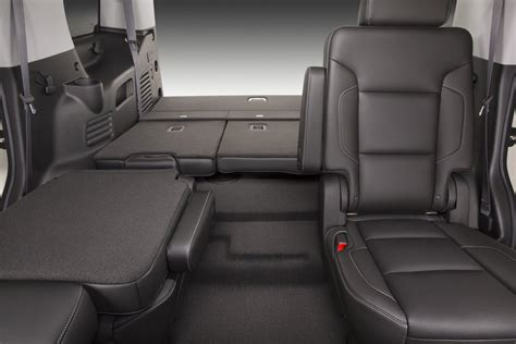 chevrolet tahoe interior 2017 chevy tahoe info specs pictures wiki gm authority