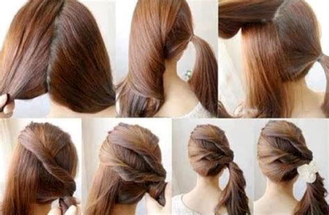 HD wallpapers side ponytail hairstyles easy