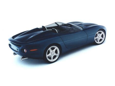 Jaguar Car : Jaguar Xk180 Concept