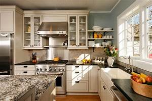"""Modern"" Country Kitchen - Traditional - Kitchen - dc"